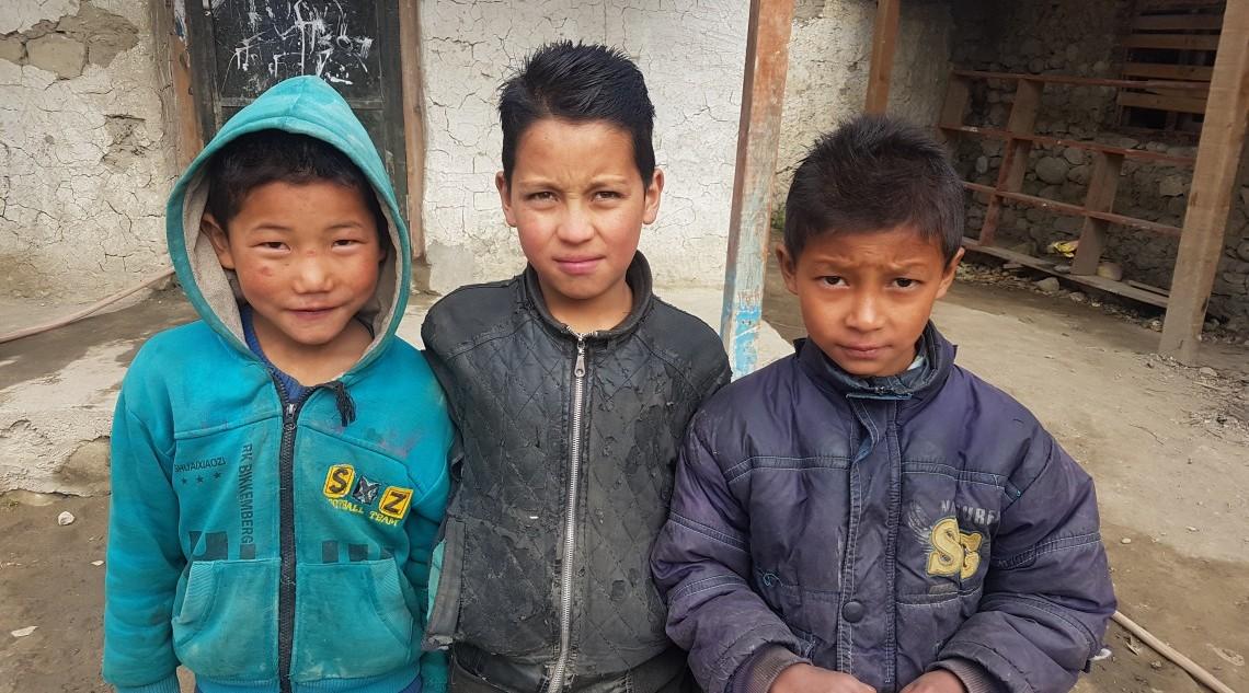 Future of Nepal smiling!
